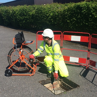 CCTV Drainage Condition Survey